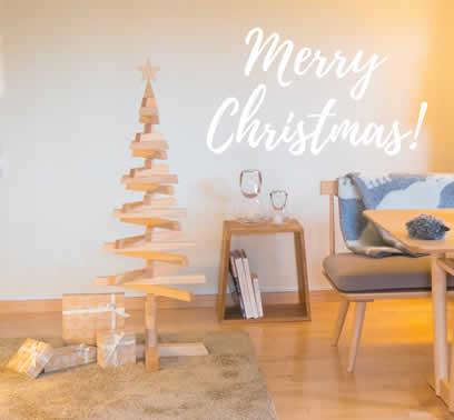 コサイン オリジナル クリスマスツリー 2019年はパーツを選んで カスタマイズできるタイプが登場![コサイン旭川本店・コサイン青山・公式通販]