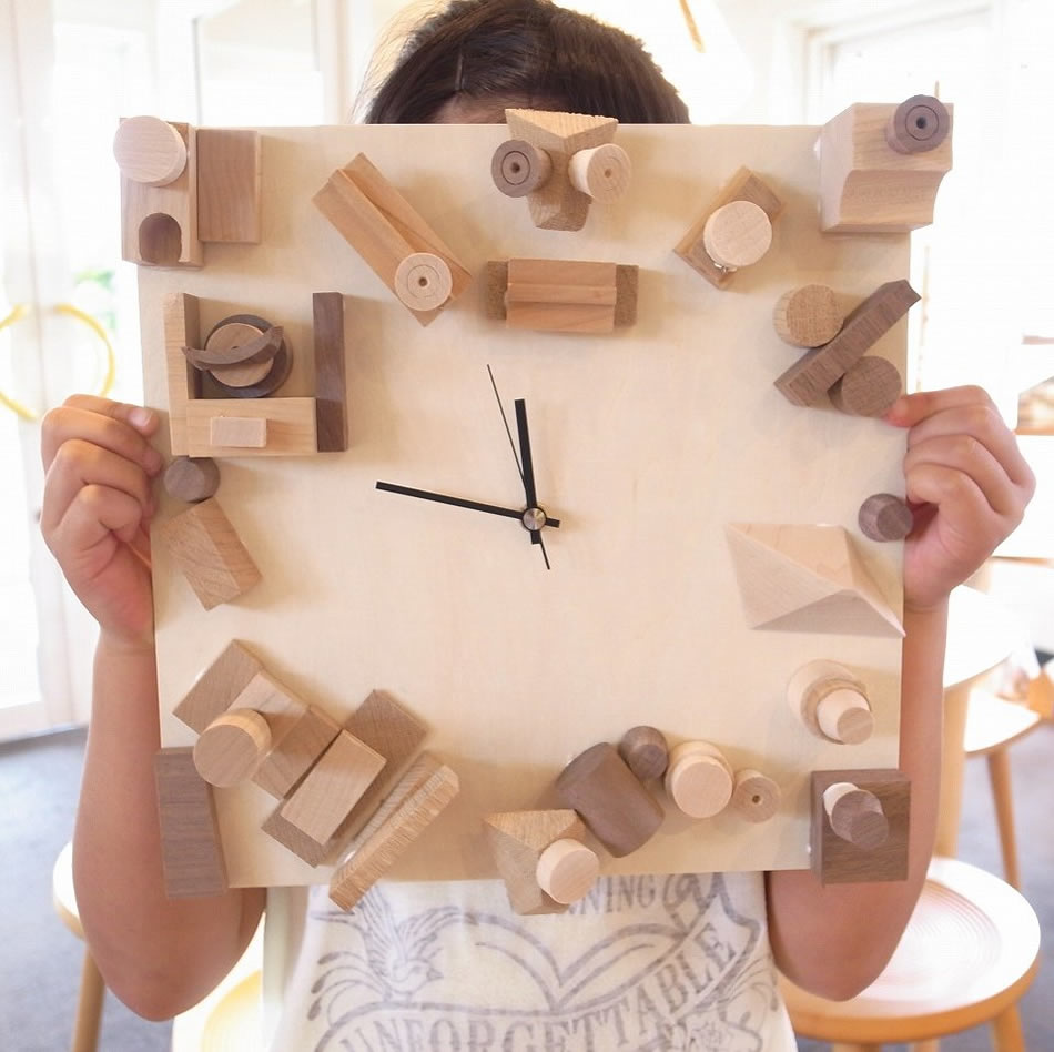 [ワークショップ] 夏休み!こっぱっぱ木工教室